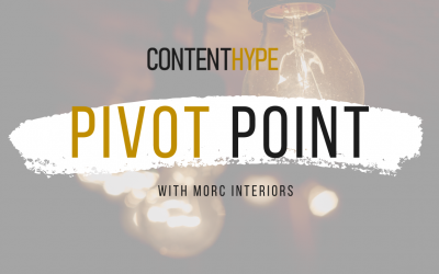 Pivot Point | Episode 4 | Morc Interiors