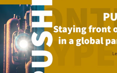 Push It: Why Marketing & Communications Becomes More Important Than Ever During A Global Pandemic