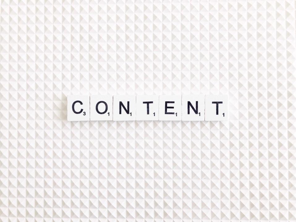 Copywriting content for a blog