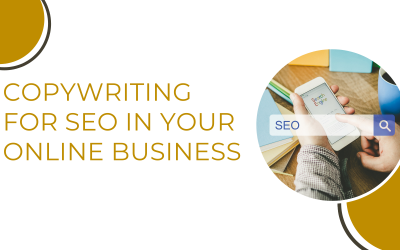 Copywriting for SEO in your online business